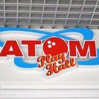 Развлекательный центр Атом