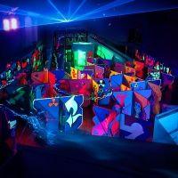 Аренный лазертаг-клуб Space