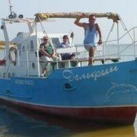 Морские прогулки на Азовском море Yeiskwind
