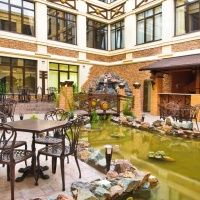 Развлекательный комплекс TROY Hotel