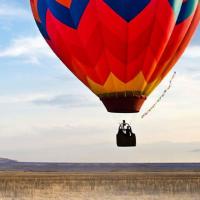 "Полет на воздушном шаре ""От Винта"""