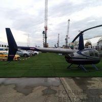 Вертолетная экскурсия над Москвой