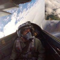 МИГ-29. ПОЛЁТ НА СВЕРХЗВУКОВОМ ИСТРЕБИТЕЛЕ Стрижи