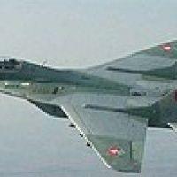 Седьмое небо Полет на истребителе МИГ 29
