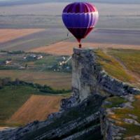 Полеты на воздушном шаре в Крыму