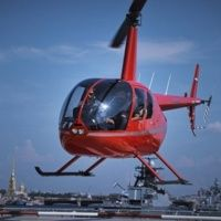 Аэроклуб Авиадух Полеты на вертолете