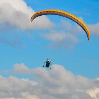 Полет на мотопараплане Аэроклуб Авиадух