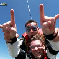 Прыжок с парашютом Аэроклуб Авиадух