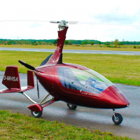 Полет на мини-вертолете Аэроклуб Авиадух