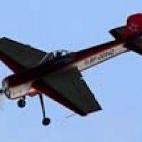 Барнаульский Авиационно-Спортивный Клуб полёт на пилотажном самолёте Як-52