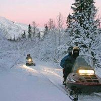 Прокат мощных снегоходов в Санкт-Петербурге