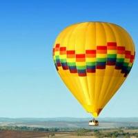 """Центр активного отдыха """"Экстрим 40"""" Полёт на воздушном шаре"""