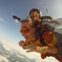 Прыжки с парашютом в Питере