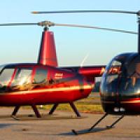 "Центр активного отдыха ""Экстрим 40""Полёт на вертолёте"