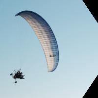 ParaDrive Полет на паралете