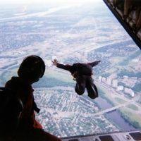 Прыжок с парашютом от аэроклуба Авиадух