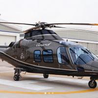 Аренда частного вертолета МSKY