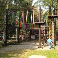 Веревочный парк в Лесной сказке
