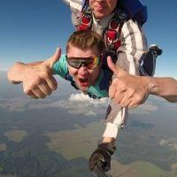 Прыжок с парашютом от авиаклуба ДваПилота