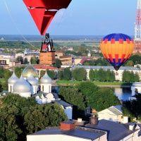 Полет на воздушном шаре от авиаклуба ДваПилота