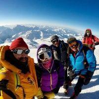 Альпинизм Краснодарский клуб альпинистов «Стремление»