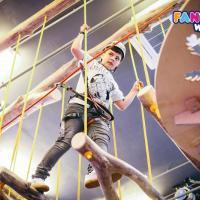 Верёвочный парк Fun Fantastic World