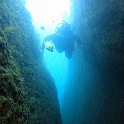 Дайвинг в Геленджике. Подводное погружение